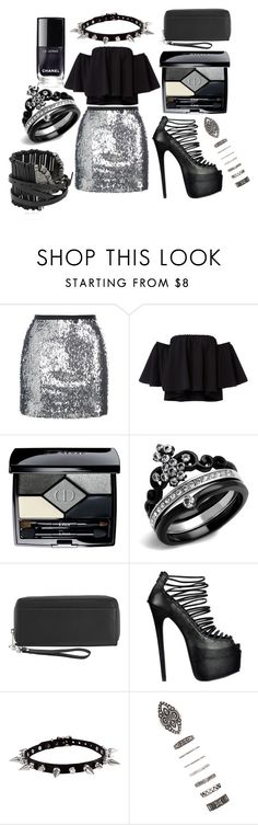 """""""Short & Sweet."""" by nudge-411 ❤ liked on Polyvore featuring Topshop, Christian Dior, Lewis N. Clark, Forever 21 and Federica Tosi"""