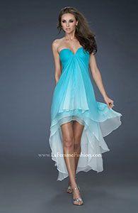 PROM DRESSES | La Femme Fashion 2012 - La Femme Prom Dresses - Dancing with the Stars andy