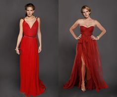 fancy red prom dresses 2013