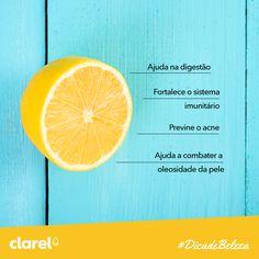 Se só usa o Limão para temperos, não sabe o que está a perder! O limão trata a indigestão, estimula a perda de peso, previne infecções e muito mais. Descubra alguns dos benefícios aqui.
