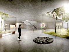 Gallery of OMA, Aires Mateus + Staab Architekten Unveil Honorable Mention Proposals for New Neue Galerie Competition - 16