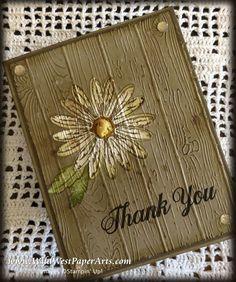 International Gratitude at WildWestPaperArts.com