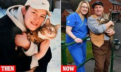 Cat owner who lost pet 14 years ago discovers he is alive