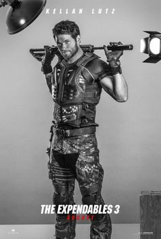 The Expendables 3. Next to Barney and Christmas this guy is my next favorite