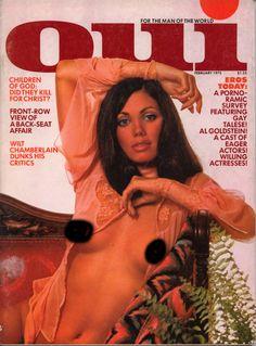 Oui Magazine February 1975 Wilt Chamberlain by JamesVintageJunk