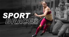 Smart effective Braces for your Cross Fit injuries,Knee support, best ankle brace.