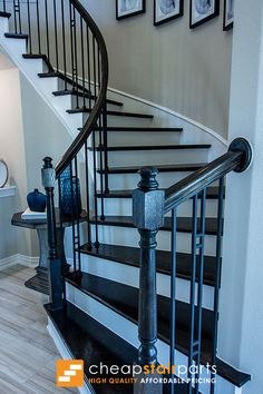 Best 90 Best Aalto Modern Images Iron Balusters Staircase 400 x 300