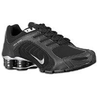 Nike Shox Navina SI - Women's - Black/Metallic Silver/Black