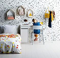 Decorate a kid's room