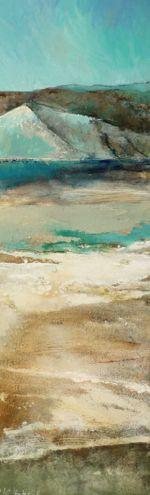 De dode zee ;Marjan Nagtegaal. Onderdeel van tweeluik