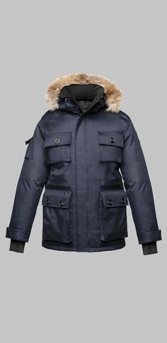 Canada Goose kensington parka sale store - Nobis The Abby - Ladies Knee Length Parka | ?nsker | Pinterest ...