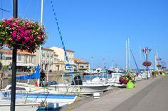 Port de Marseillan La Grenadine, Villa, Languedoc Roussillon, France, Street View, Fork, Villas, French