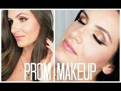 Romantic Makeup - #makeup #romanticmakup #prommakeup #makeuptutorial #graytracy - Bellashoot iPhone & iPad app; Bellashoot.com (mobile-friendly)