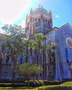 The Memorial Presbyterian Church in Saint Augustine, Florida.