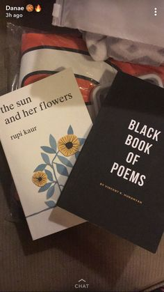 Black Book of Poems and The Sun and Her Flowers Book Of Poems, Poetry Books, Book Quotes, Book Nerd, Book Club Books, Good Books, Reading Lists, Book Lists, Books To Buy