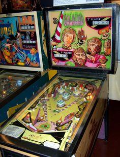 """1969 Galahad """"Bally """" Pinball Machine"""