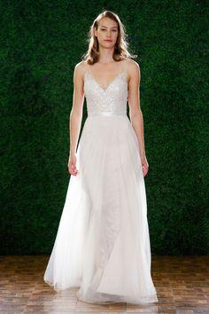 Suknie ślubne 2015 - trendy, Watters, fot. Imaxtree