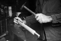 Cultivating Traditions - There is only one man in the entire world producing the legendary Bhend ice axe: Ruedi Bhend Design Crafts, Alps, Ice, Traditional, Ice Cream