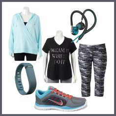 Tek Gear Plus - Plus Size Workout Clothes for Women