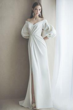 Stunning Dresses, Elegant Dresses, Pretty Dresses, Dream Wedding Dresses, Bridal Dresses, Prom Dresses, Wedding Attire, Dream Dress, Designer Dresses