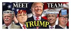 Trump War party