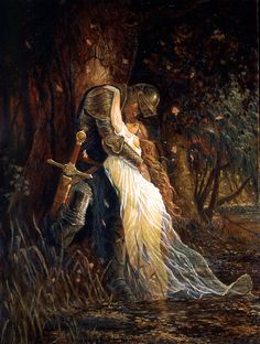 "Marc Fishman ""La belle dame sans merci"""
