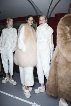 Sonia Rykiel at Paris Fashion Week Fall 2014