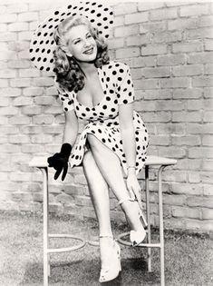 """The Polka Dot Girl"" Chili Williams (1921–2003)"