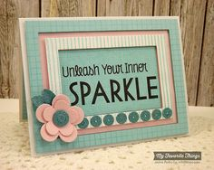 Grid Background, Linen Background, Pinstripe Background, You Were Meant to Sparkle, Pretty Posies Die-namics, Rectangle Frames Die-namics, Royal Leaves Die-namics, Sequins Die-namics - Jackie Pedro #mftstamps