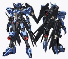 GUNDAM GUY: Gundam: Iron-Blooded Orphans [G-Tekketsu] - Mobile Suit Mechanics [Updated 1/19/17]