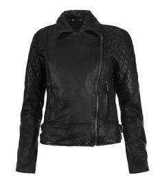 AllSaints: Walker Leather Biker Jacket