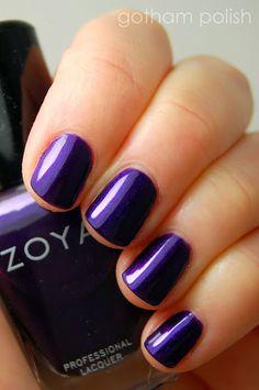 *Zoya - Imperial Russia (Zang Toi Imperial Russia L.E. Trio - F/W 2013 Collection) / GothamPolish