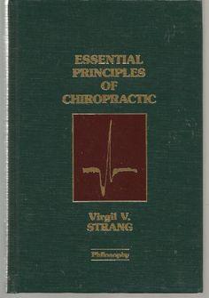 Essential Principles of Chiropractic Chiropractic, Essentials, Amazon, Amazons, Riding Habit, Chiropractic Wellness