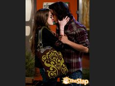 Beck and Jade | TheSlap | Hollywood Arts' Victorious