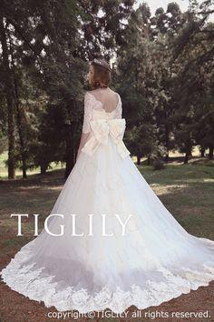 wedding dress (w2014) – TIGLILY