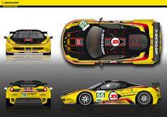 Dunlop Car por RomainGT25