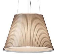 P Luce Funnel verre dépoli Pendule Luminaire Ø 24 cm blanc pendule Lampe