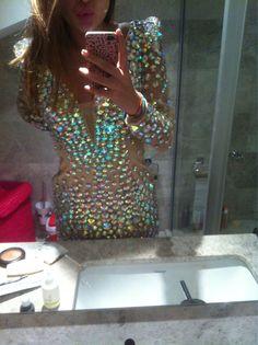 this fierce dress!!!