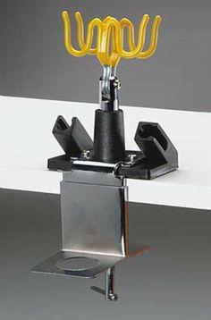 New Airbrush Station  Hobbico Model Maker Deluxe HCAR4025 NIB Holder #Hobbico