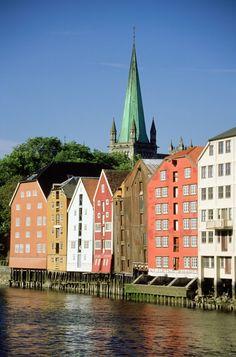 Discover Northern Europe - Trondheim, Norway - https://en.wikipedia.org/wiki/Trondheim