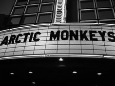 Love Arctic Monkeys