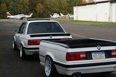 BMW E30 3-Series trailer