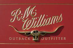 R.M. Williams Retail Sign