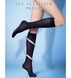 0a89cf394d Falke Womens Vitalizer Knee High Socks | Compression Effect Falke Socks,  Knee High Socks,