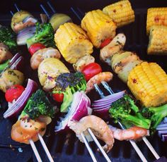 Barbeque time