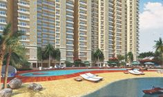 Omaxe Waterscape - 3 BHK…