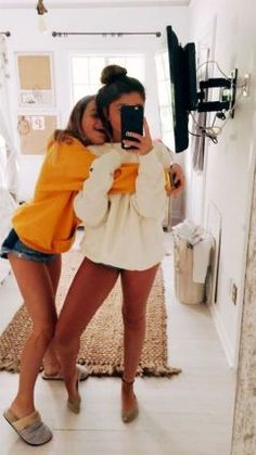 Quotes Friendship Bff Girls Sisters 70 Ideas For 2019 Bff Pics, Photos Bff, Cute Friend Pictures, Friend Photos, Cute Photos, Cute Bestfriend Pictures, Sister Pics, Happy Pictures, Beautiful Pictures