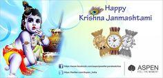 Happy Krishna Janmashtami
