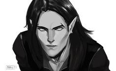 Melkor by on DeviantArt High Fantasy, Medieval Fantasy, Fantasy Art, Character Inspiration, Character Art, Character Design, Das Silmarillion, Shadow Of Mordor, Morgoth