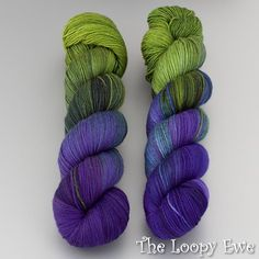 Wollmeise Krauterbeet from The Loopy Ewe